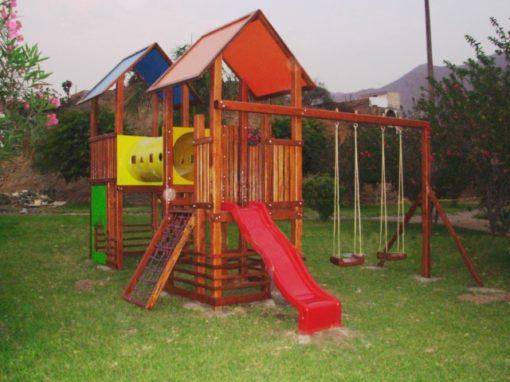 Municipalidad de La Molina Parque Los Cóndores